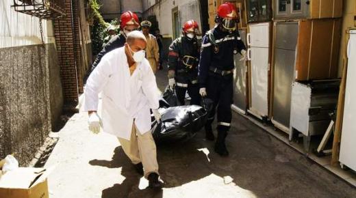 العثور على جثة مجهولة الهوية تستنفر السلطات بالحسيمة