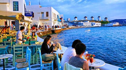اليونان تعلن عن عودة السياحة بحلول هذا التاريخ