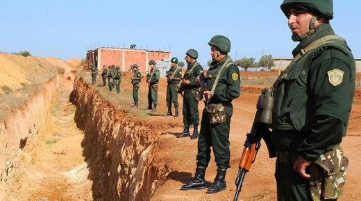 هذه حقيقة اقتحام الجيش الجزائري لأراضي مغربية