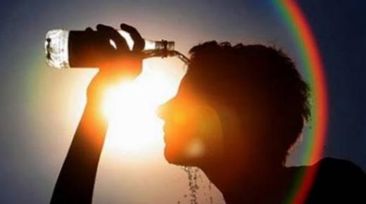 موجة حرارة جديدة تضرب المغرب إلى غاية الثلاثاء المقبل