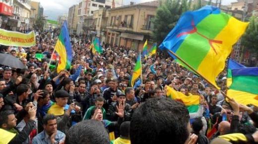 800 هيئة تُراسل الحكومة من أجل تفعيل الطابع الرسمي للأمازيغية