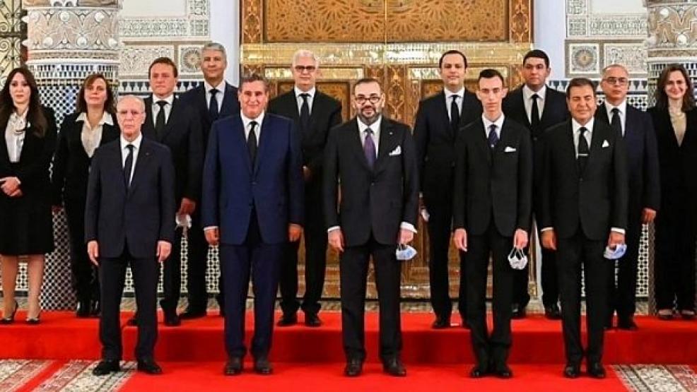 بركان تحتل المرتبة الأولى من حيث عدد الوزراء داخل حكومة أخنوش