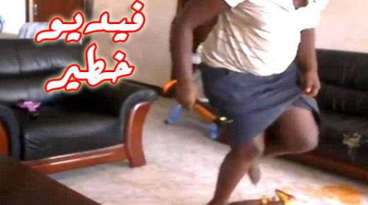 +18 شريط فيديو يصور خادمة عذبت رضيعا حتى الموت يثير فوضى عارمة في الفيسبوك