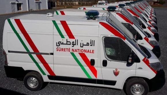 خَرّبَ 14 سيارة، الأمن يلقي القبض على مشتبه به أرعب الشارع العام