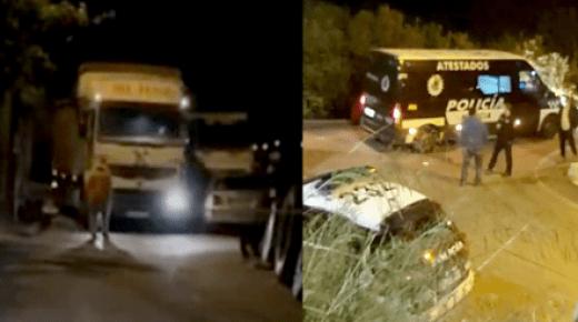 مؤلم.. شاحنة تدهس رضيعاً مغربياً وترديه قتيلا بإسبانيا