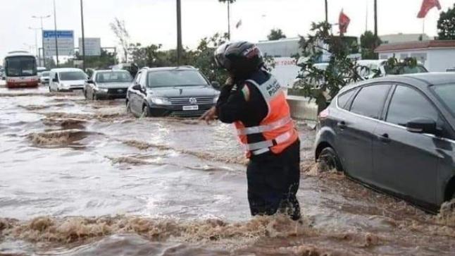 """مخرجات اللقاء الذي جمع بين مسؤولين وشركة """"ليديك"""" بخصوص فيضانات الدار البيضاء"""