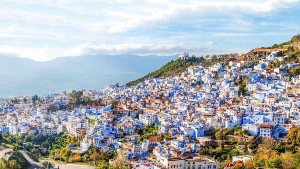 تصنيف شفشاون الثالثة عالميا بين المدن ذات الجاذبية السياحية