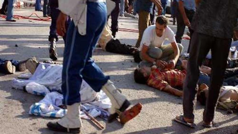 فيديو يوضح حدة الصراع العرقي بين العرب و الأمازيغ بغرداية الجزائر