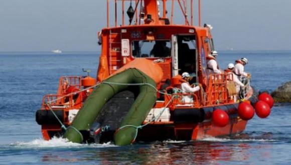 إنقاذ 6 مهاجرين من الحسيمة بعد أكثر من 48 ساعة من البحث