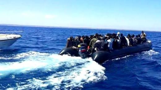 """نشطاء حراك الريف يركبون """"قوارب الموت"""" نحو إسبانيا"""