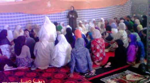 في بادرة إنسانية: توزيع قفة رمضان على الأسر المحتاجة ببني شيكر