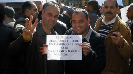 عريضة تُطالب الملك بإقالة قنصل المغرب ببرشلونة