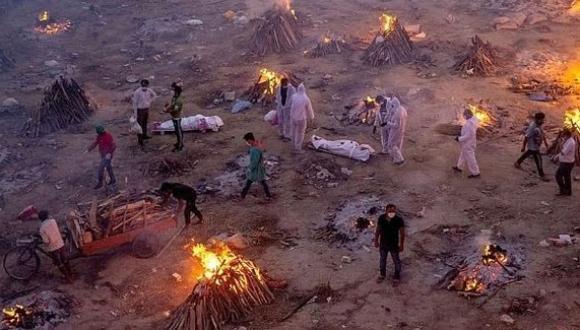 """الحصار يُطوق مغاربة في الهند وسط مشاهد مرعبة لجحيم """"كورونا"""""""