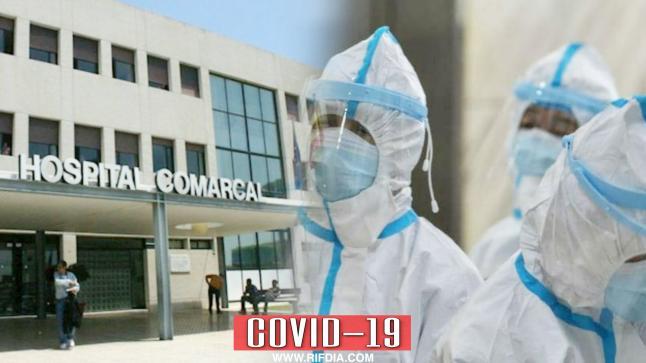 مليلية تسجل 47 حالة إصابة جديدة بفيروس كورونا
