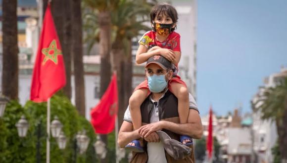 انخفاض غير مسبوق لإصابات كورونا الجديدة بالمغرب