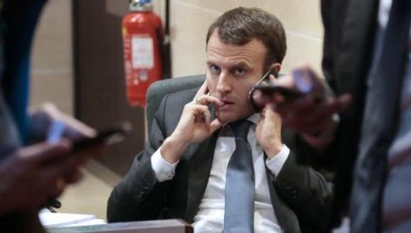 """تحقيقات """"بيغاسوس"""": المغرب استهدف هاتف ماكرون.. والرئاسة الفرنسية: لو صح ذلك سيكون خطيرا جدا"""