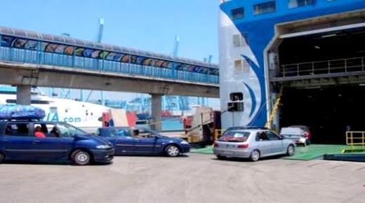 عبور اكثر من مليون مسافرا من ميناء طنجة المتوسط منذ بداية عملية مرحبا