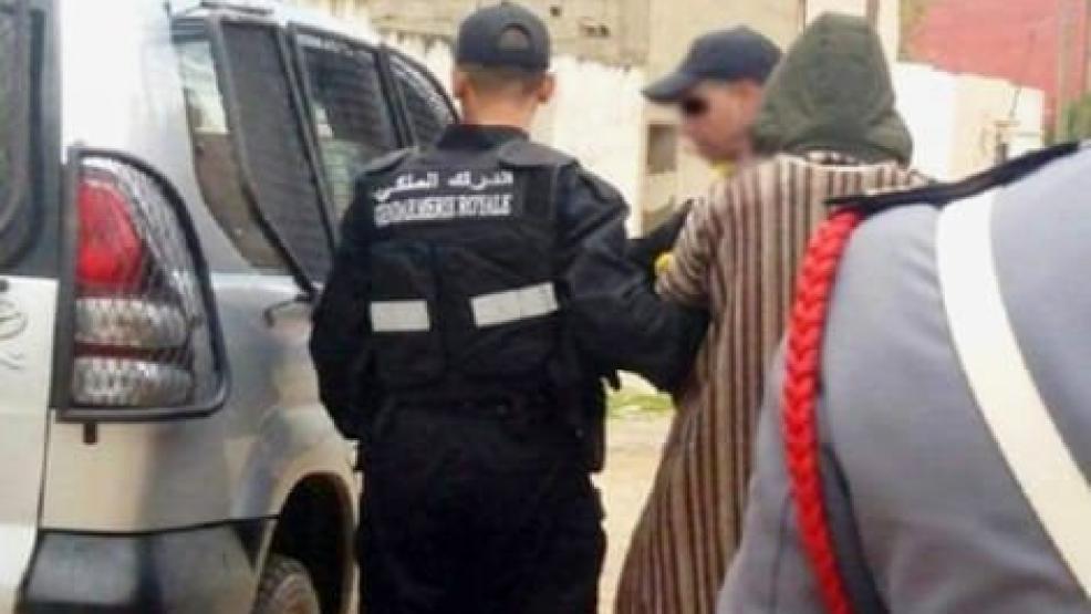 الحسيمة: ثمان سنوات سجنا لأخطر مروج للمخدرات الصلبة في الريف بعد القبض عليه