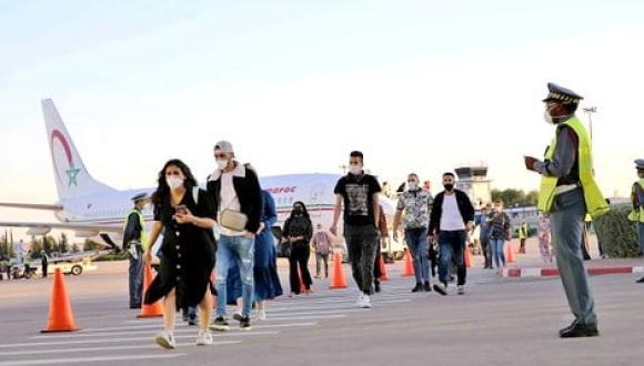 """وزارة الخارجية المغربية تعلن عن تغييرات هامة في شروط السفر من بلدان القائمة """"ب""""(وثيقة)"""