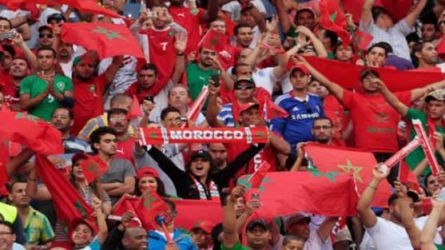 مشجعون مغاربة ممنوعون من دخول الأراضي الروسية في المونديال