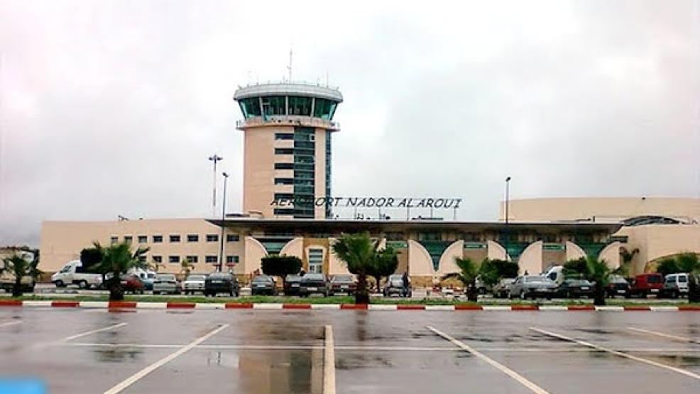 مطار الناظور العروي.. انخفاض حركة النقل الجوي ب 64 في المائة خلال عام 2020