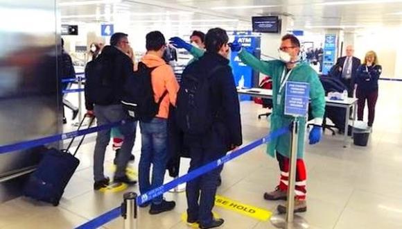 هام لأفراد الجالية:استنفار بمطارات و موانئ المغرب و تشديد للمراقبة على الوافدين من دول أوروبا بعد ظهور covid 20