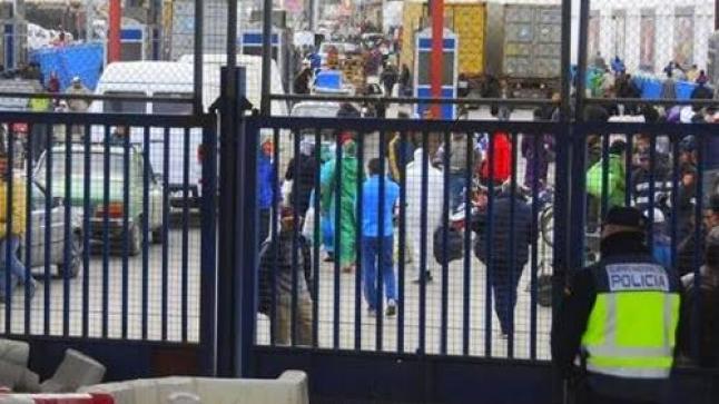 """استمرار إغلاق معبر مليلية مع بداية الدخول المدرسي يجعل """"فئة مُعينة"""" من الناظوريين أمام مستقبل مجهول"""