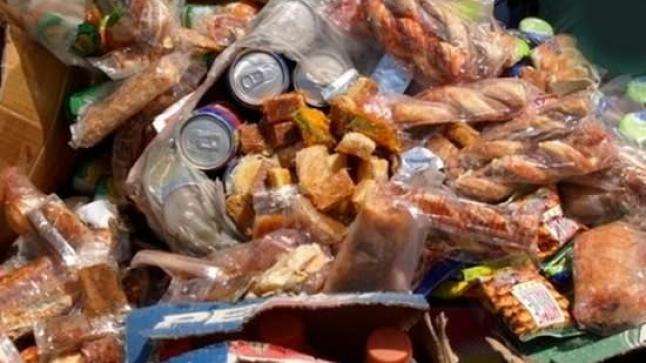 حجز وإتلاف كميات مهمة من المواد الغذائية الفاسدة بالجهة الشرقية