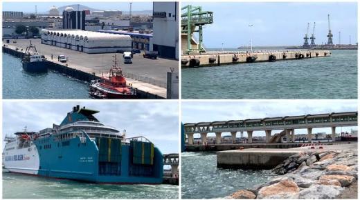 اطلاق مشروع لتهئية ميناء الناظور بميزانية تزيد عن 11 مليار