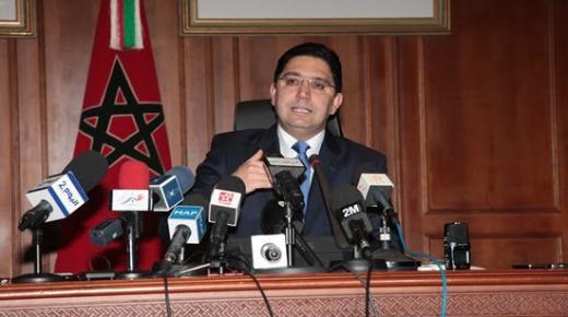 وزير الخارجية : سعيد شعو سيتم تسليمه للمغرب