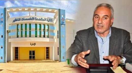 البركاني يناقش تعثر انجاز الحي الجامعي بسلوان مع الوزيرة المنتدبة في التعليم العالي