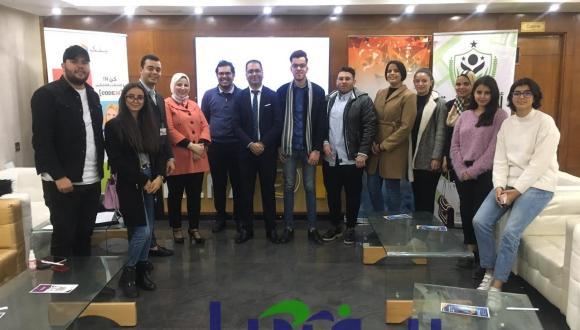 جمعية سمايل للتنمية المستدامة تنظم دورة أكاديمية الشباب الاخضر (+صور)