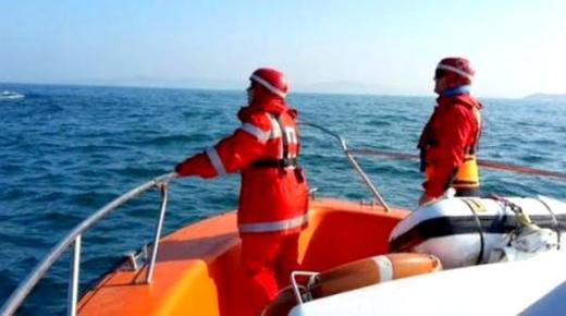 إطلاق عملية بحث عن قارب أبحر من سواحل الريف وعلى متنه 36 شخصا