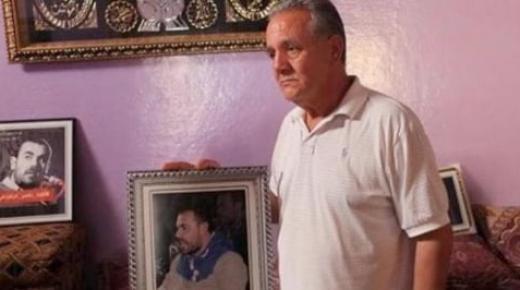 بنكيران يستقبل والدي ناصر الزفزافي بمنزله