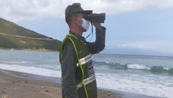مواجهة دامية بالرصاص على شواطئ الناظور بين بارونات مخذرات دوليين و آخرين مغاربة و استيلاء على الجزر المحتلة