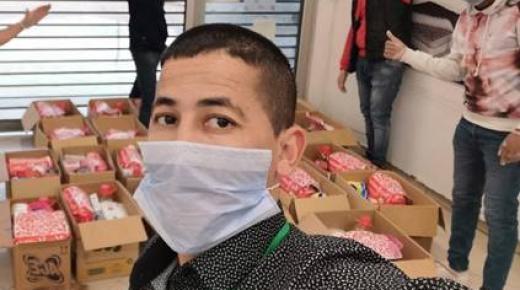 ابن الحسيمة محمد احيدار ينتظر تصويتكم للظفر بلقب متطوع السنة عبر هذا الرابط