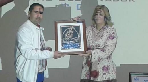 النادي السينمائي يحتفي بالمرأة السينمائية في شخص الممثلة سميرة المصلوحي