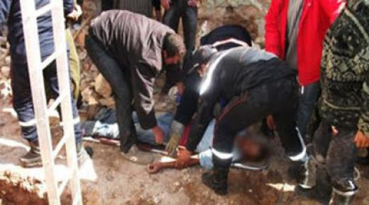 إصابة عامل بناء بجروح خطيرة اثر سقوطه من اعلى عمارة سكنية بسلوان