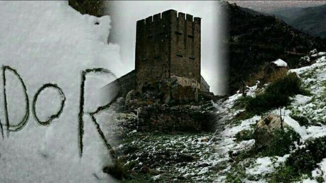 """بالصور: الثلوج تكسو جبال """"غورغو"""" المطل على بني شيكر وفرخانة وترسم مشاهد غاية في الروعة"""