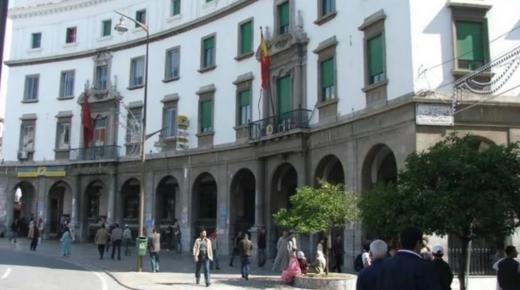 توقيف مهاجر بتطوان حاول اقتحام القنصلية الإسبانية مُسلحا بمسدس