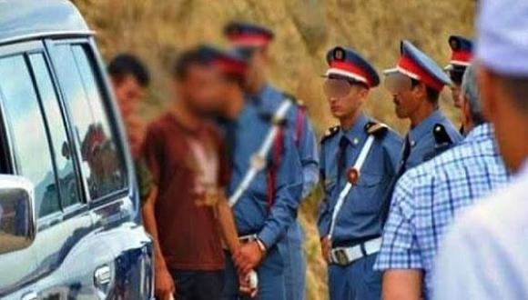 مقتل ثلاثيني بزايو و القبض على الجاني بعد ساعتين