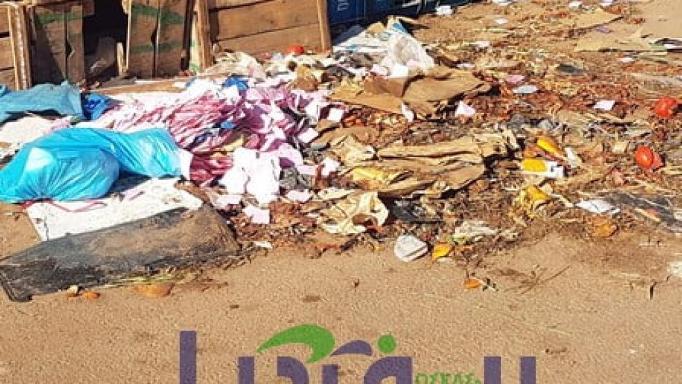 عفن و اوساخ بسوق الجملة بالناظور و منتوجات يأكلها نصف مليون مواطن (صور حصرية)