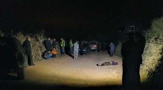درك أكادير يفك لغز جريمة قتل سائق طاكسي قرب المطار (+صور خاصة)