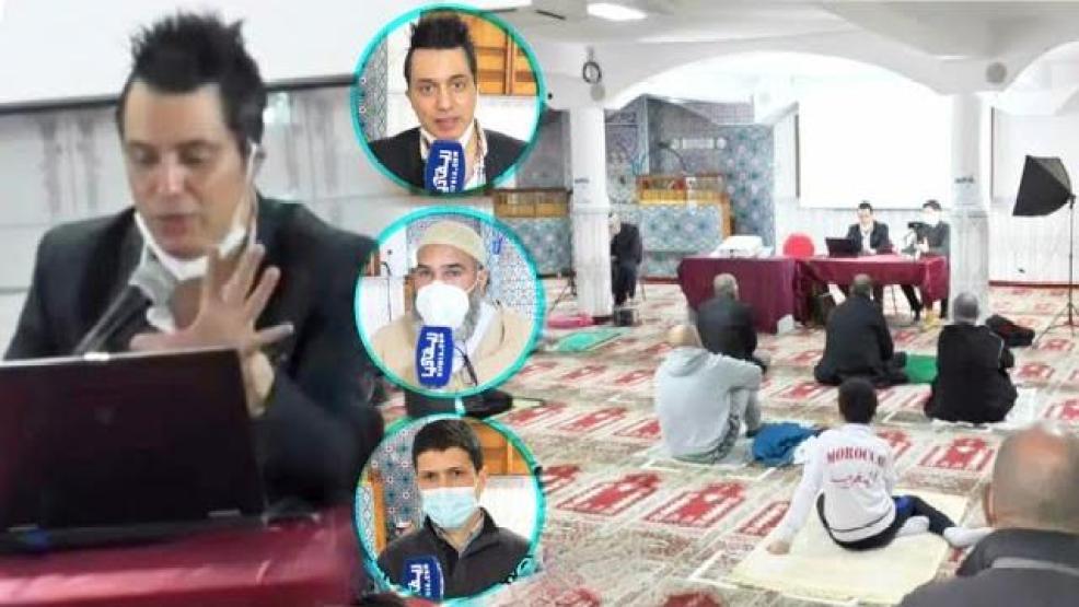 المانيا: الحمدوشي والدهاني يؤطران محاضرة طبية بمسجد اوفنباخ بمناسبة شهر رمضان (فيديو)