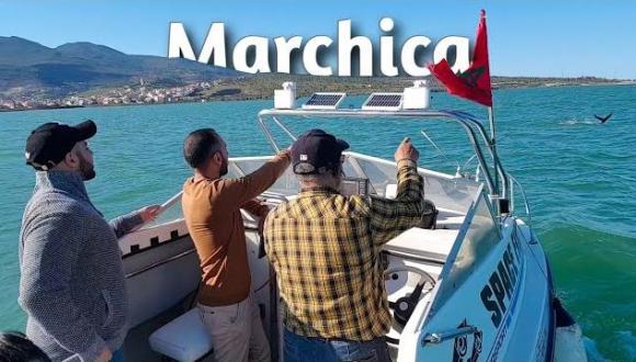 اكتشف جمال بحيرة مارتشيكا في جولة على متن قارب رفقة حسن مصباح (شاهد الفيديو)