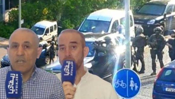 """إدارة مسجد """"بسم الله"""" بفرانكفورت تكشف حقيقة تطويقها من طرف الأمن أثناء صلاة العيد تحسباً لهجوم مسلح (فيديو)"""