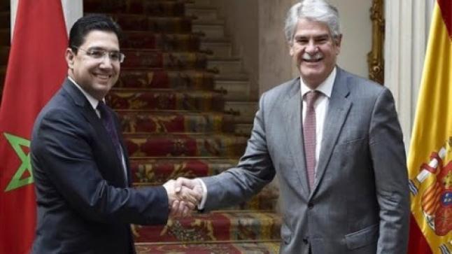وزير الخارجية الإسباني يعد بالنظر في ملف الغازات السامة بالريف (فيديو)