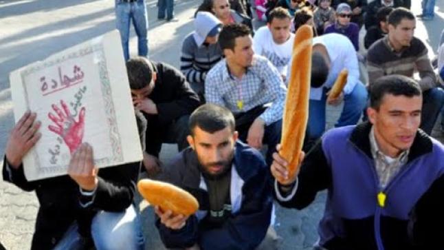 دراسة: رُبُع شباب المغرب بلا عمل ونصف العمال بلا شهادات
