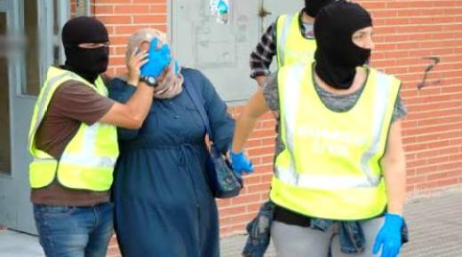 مغربيات ضمن شبكة اجرامية متخصصة في تهريب المغاربة الى اسبانيا