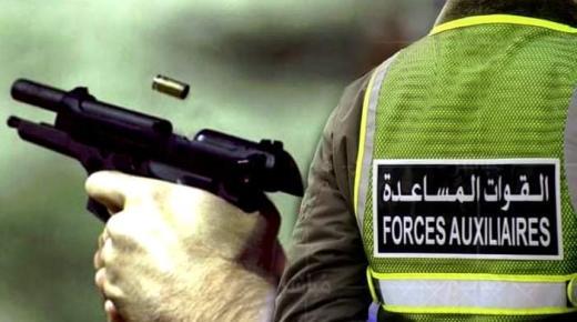 مسؤول في القوات المساعدة يطلق أعيرة نارية على مجهولين اعترضوا طريقه بجماعة امجاو بالريف